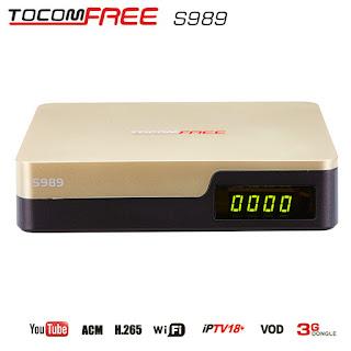Resultado de imagem para TOCOMFREE S989