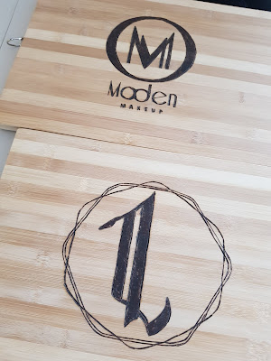 Branded Cutting Boards - www.modenmakeup.com
