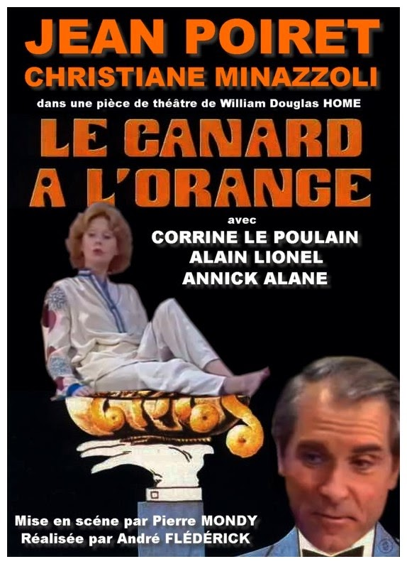 Le Canard à L'orange Jean Poiret : canard, l'orange, poiret, L'Alligatographe:, Canard, L'orange