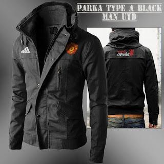 Jaket Parka Manchester United