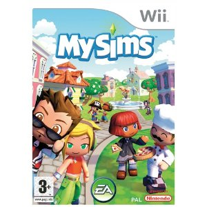Opinionated Vicar Nintendo Wii My Sims Introducing