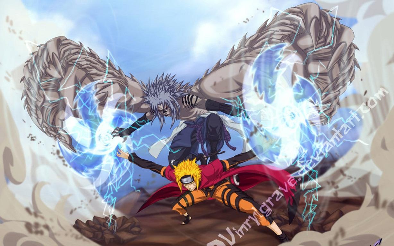 Konoe S Naruto Sage Mode Wallpapers