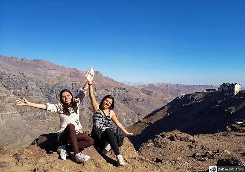 Valle Nevado no verão - Diário de Bordo Chile: 8 dias em Santiago e arredores