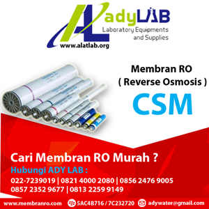 Harga Membran Air Galon