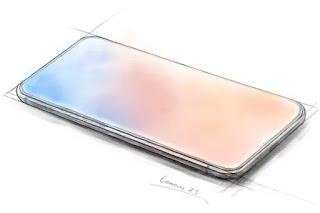 Lenovo Z5 bezel-less smartphone