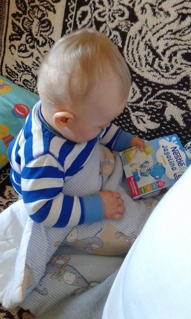 Recenzja jogurtów Jogolino Nestle.