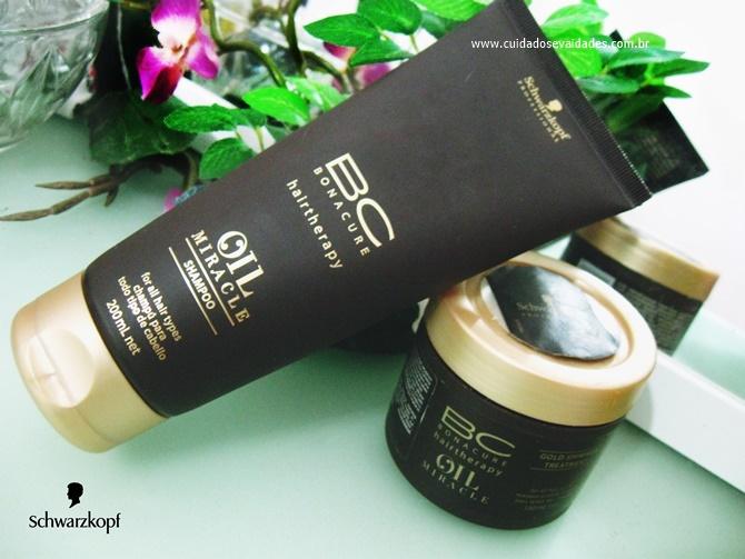 Shampoo Oil Miracle Schwarzkopf