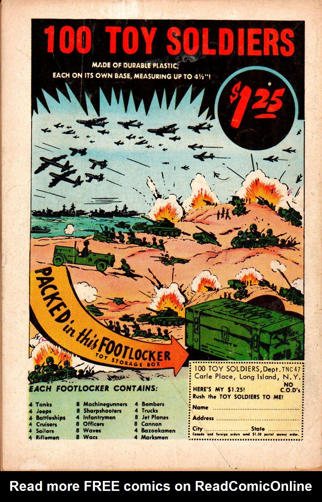 Strange Adventures (1950) issue 156 - Page 36