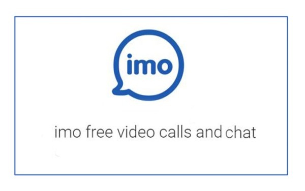 imo free video calls and chat apps Logo 2018 TezRush