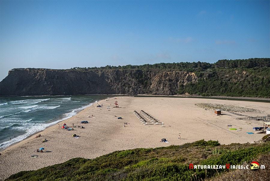 Playa Odeceixe, Algarve