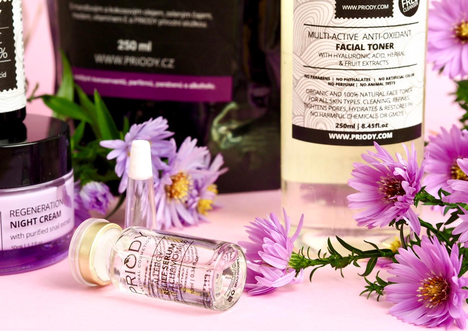 antialergické sérum blog o kozmetika