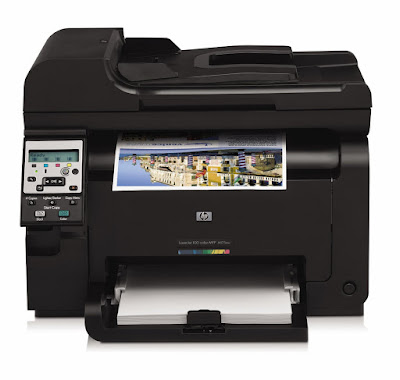 HP LaserJet Pro 100 color MFP M175a Driver Download