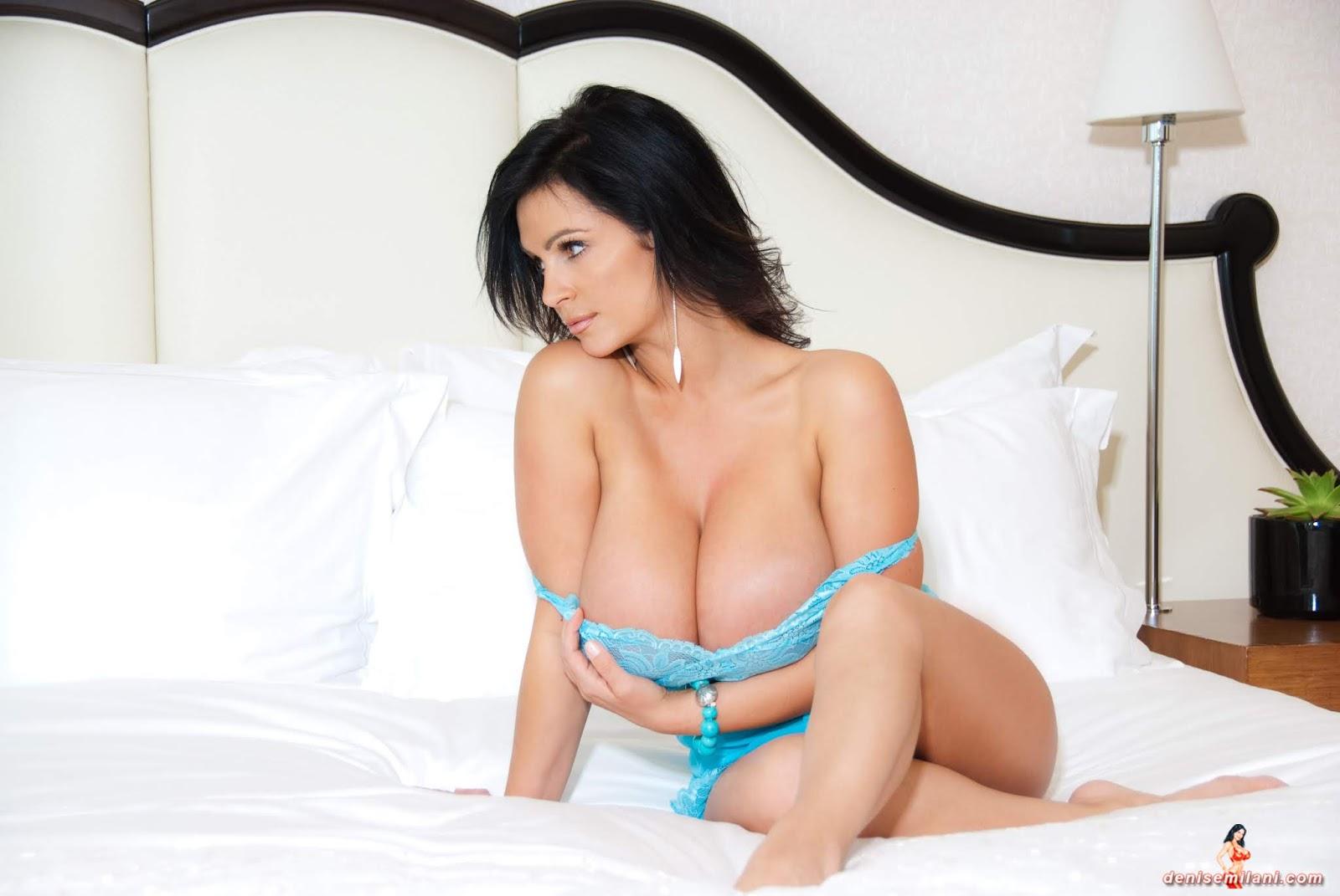 Denise milani strip videos