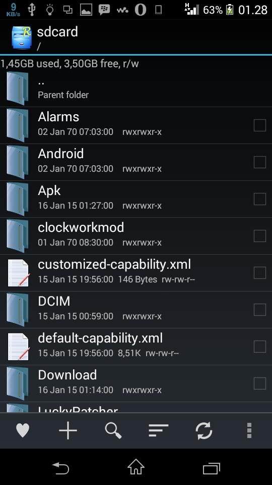Root Explorer Terbaru