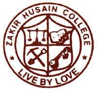 Zakir Husain Delhi College 1st Cut Off List