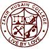 Zakir Husain 1st Cut Off List 2016 Admission List UG
