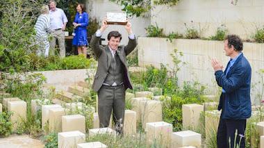 El paisaje de Malta y el jardín de James Basson, medalla de oro en Chelsea Flower Show 2017