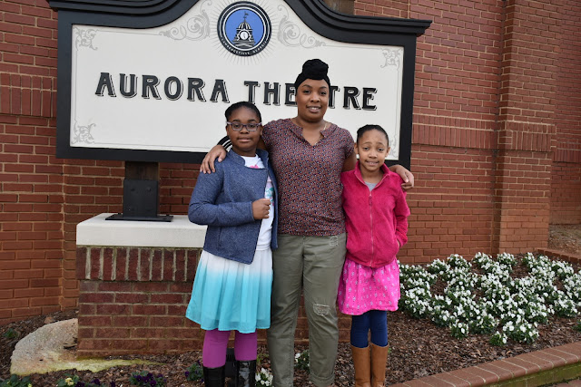 Honoring Dr. King's Legacy: The Mountaintop at Aurora Theatre  via  www.productreviewmom.com