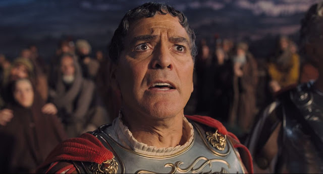 "George Clooney as Baird Whitlock in the Coen Brothers ""Hail, Caesar!"""