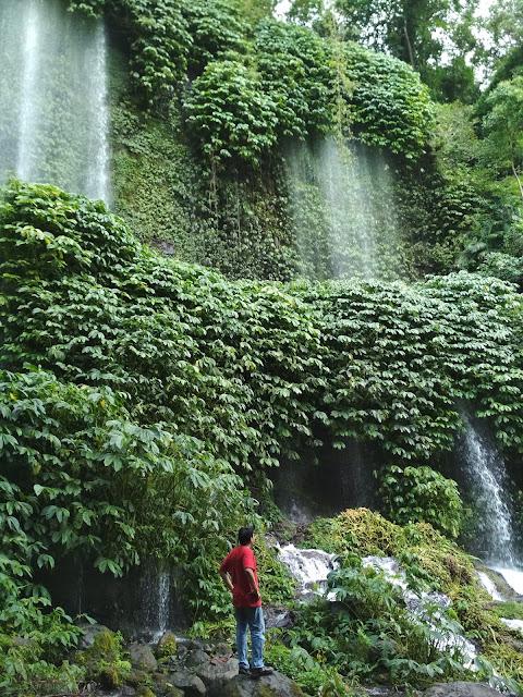 Benang-Stokel-Waterfall-Lombok