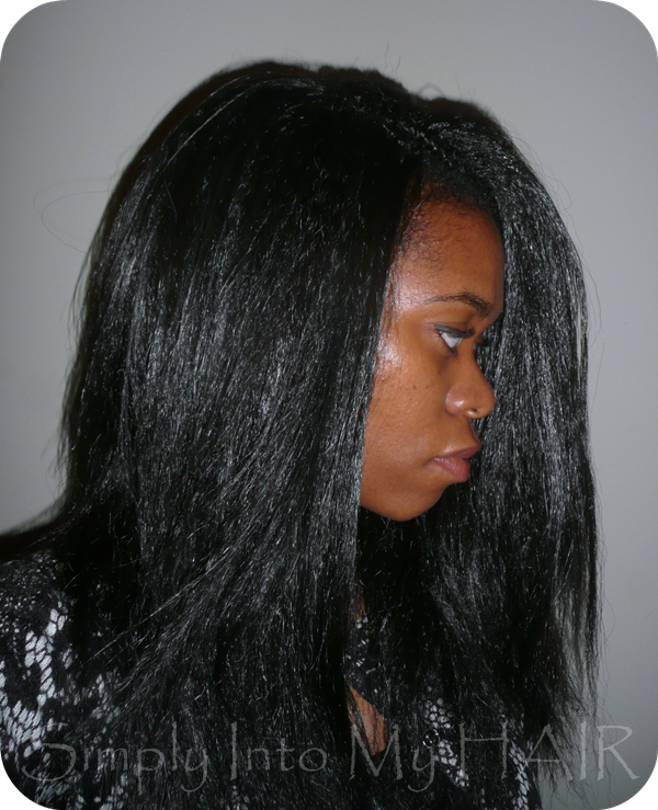 Crochet Braids: Install #5 ~ Long & Straight Kanekalon