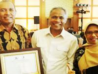 PANGKEP DAPAT PENGHARGAAN PEMBERI BEASISWA TERBANYAK DI INDONESIA