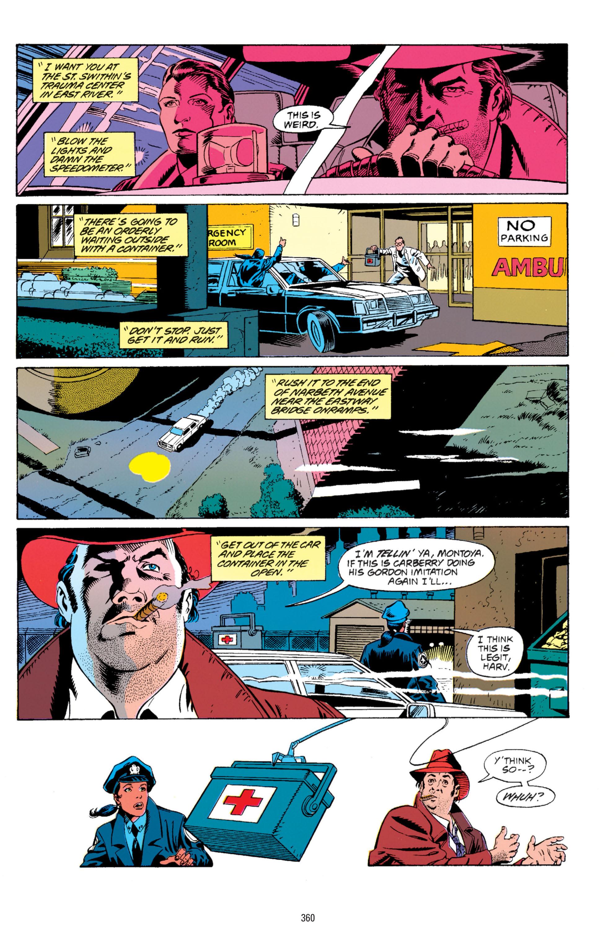 Detective Comics (1937) 664 Page 20