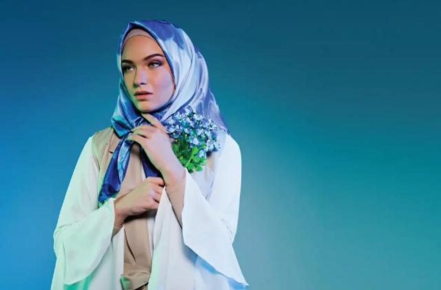 tampil percaya diri dengan modern hijab style