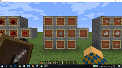 minecraft gomb crafting