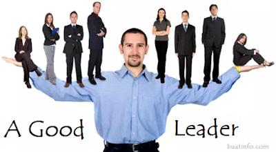 Buat Info - 4 Tipe Pemimpin