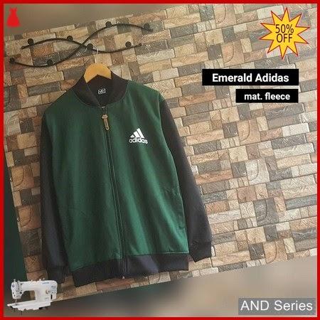 AND250 Jaket Pria Emerald Adidas Jacket BMGShop