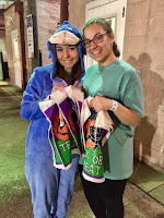 Montgomery Catholic Students Offer Scares and Treats at Zoo Boo 3