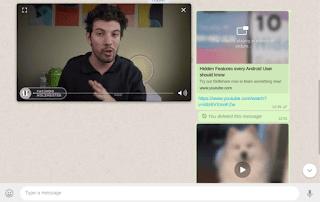 تطبيق واتس آب ويب يدعم الآن خاصية picture-in-picture