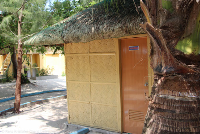 The Beach Hut of Dona Choleng in Cagbalete Island