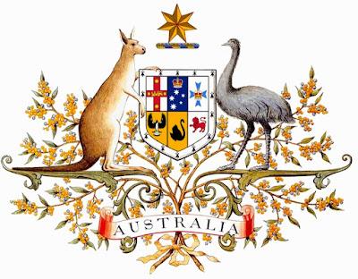 Escudo da Austrália