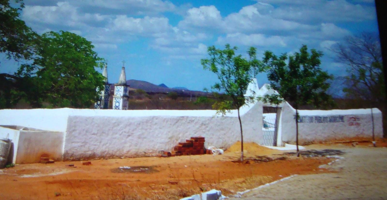 Resultado de imagem para cemitérios de almino afonso rn