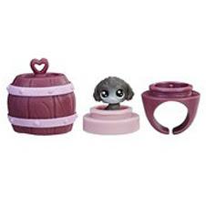 LPS Series 1 Blind Bags Tibetan Mastiff (#1-B44) Pet