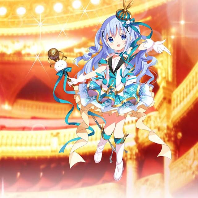 Chino_idol Wallpaper Engine