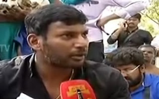 EXCLUSIVE | Farmers the Soul of the State – Actor Vishal | Thanthi Tv