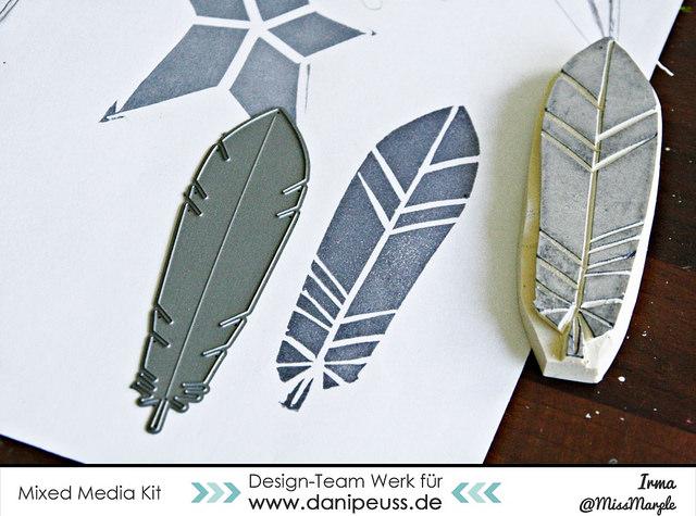 blog selber stempel zu stanzen schnitzen diy anleitung. Black Bedroom Furniture Sets. Home Design Ideas
