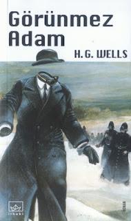 H.G.Wells görünmez adam ile ilgili görsel sonucu
