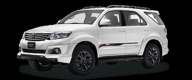 Giới thiệu xe Toyota Fortuner TRD 2.7V