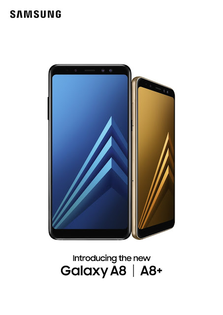 New Samsung Galaxy A8 and A8+ now in PH