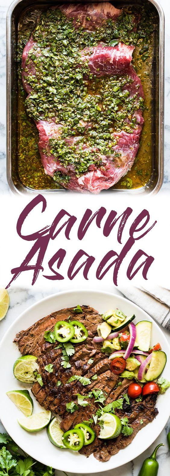The Best Carne Asada Recipe