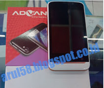 Cara Flash Advan S3E Bootloop tested 100% Work