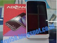 Cara Flash Advan S3E Bootloop tested 100% Work