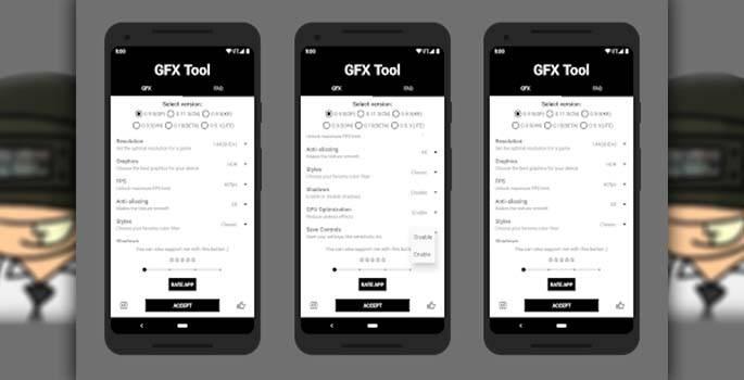 GFX Tools Pro Premium apk Mod Terbaru