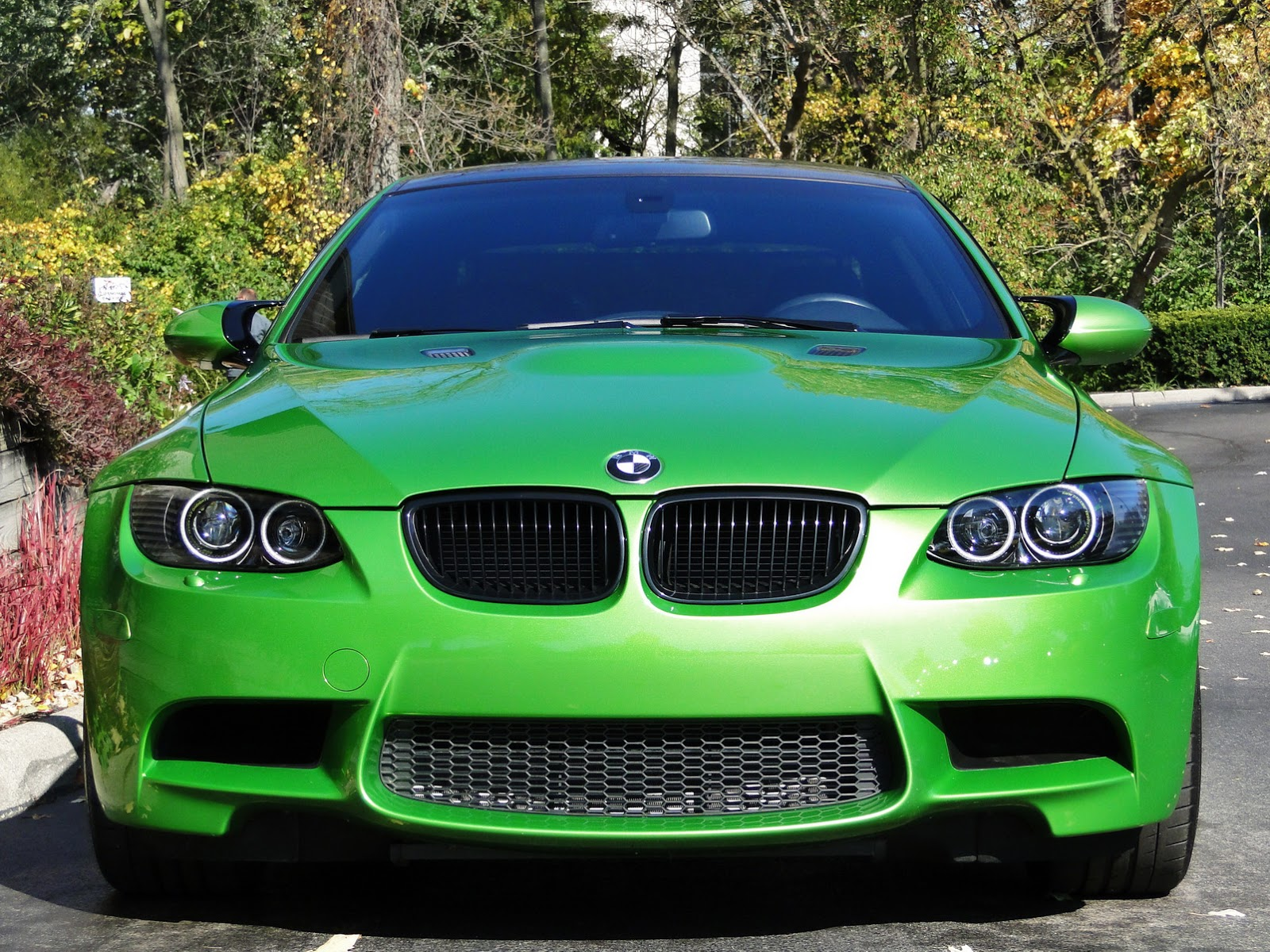 Neon Car Phone Wallpaper Does Bmw M3 Individual Make You Green With Envy Or