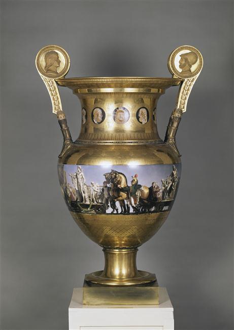 Jean Louis Gaillemin, Sèvres, Le Vase des Chefs d œuvre italiens    Philocalies 75fd4368778c