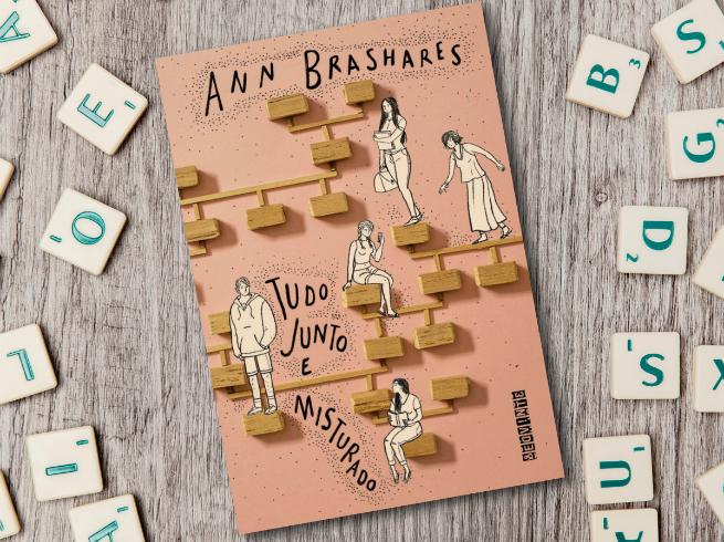 Tudo Junto e Misturado | Ann Brashares